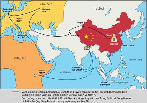 Những Điều Cần Biết Về Con Đường Tơ Lụa Mới Của Trung Quốc 4